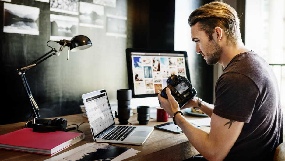 career in freelancing photography